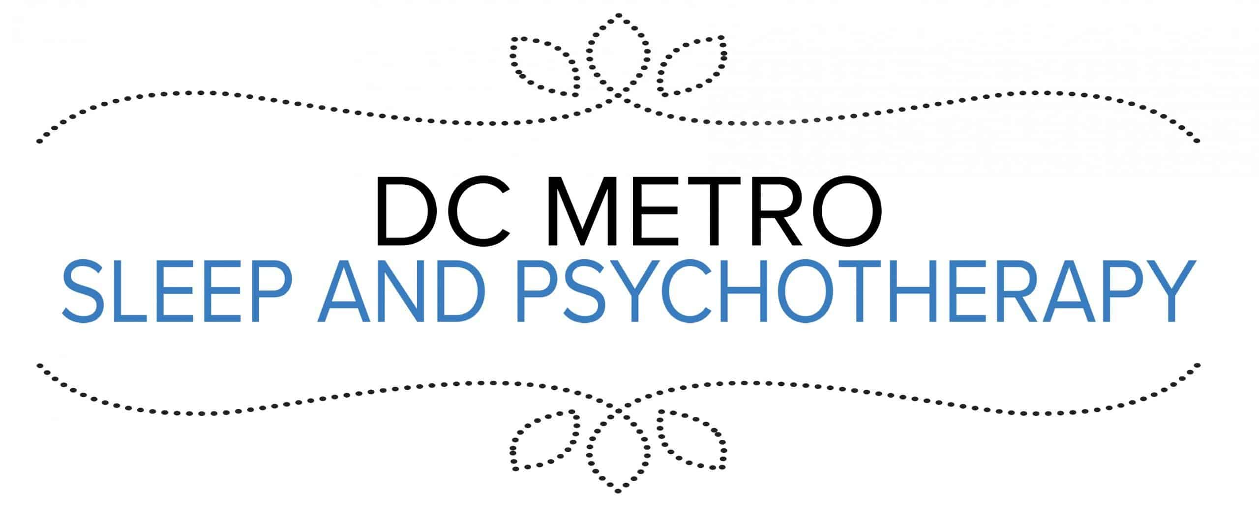 DC Metro Sleep and Psychotherapy